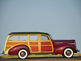 Ver foto 4 de Packard 110 Station Wagon 1941