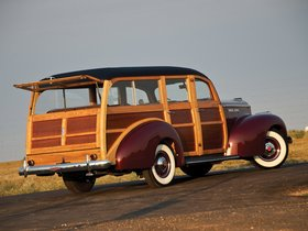 Ver foto 3 de Packard 110 Station Wagon 1941