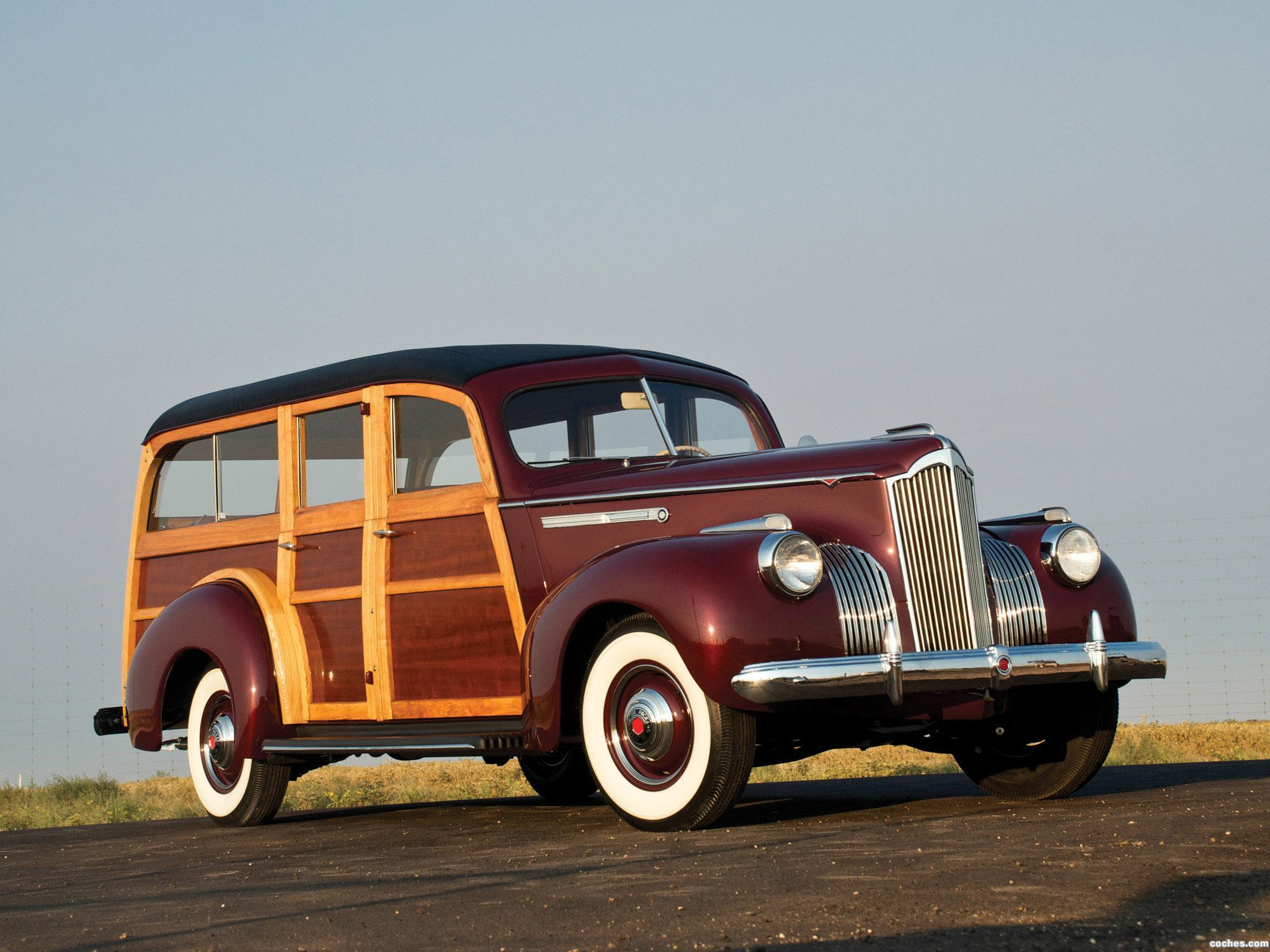 Foto 0 de Packard 110 Station Wagon 1941