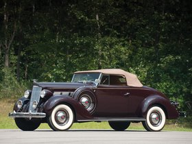 Ver foto 2 de Packard 120 Convertible Coupe 1937