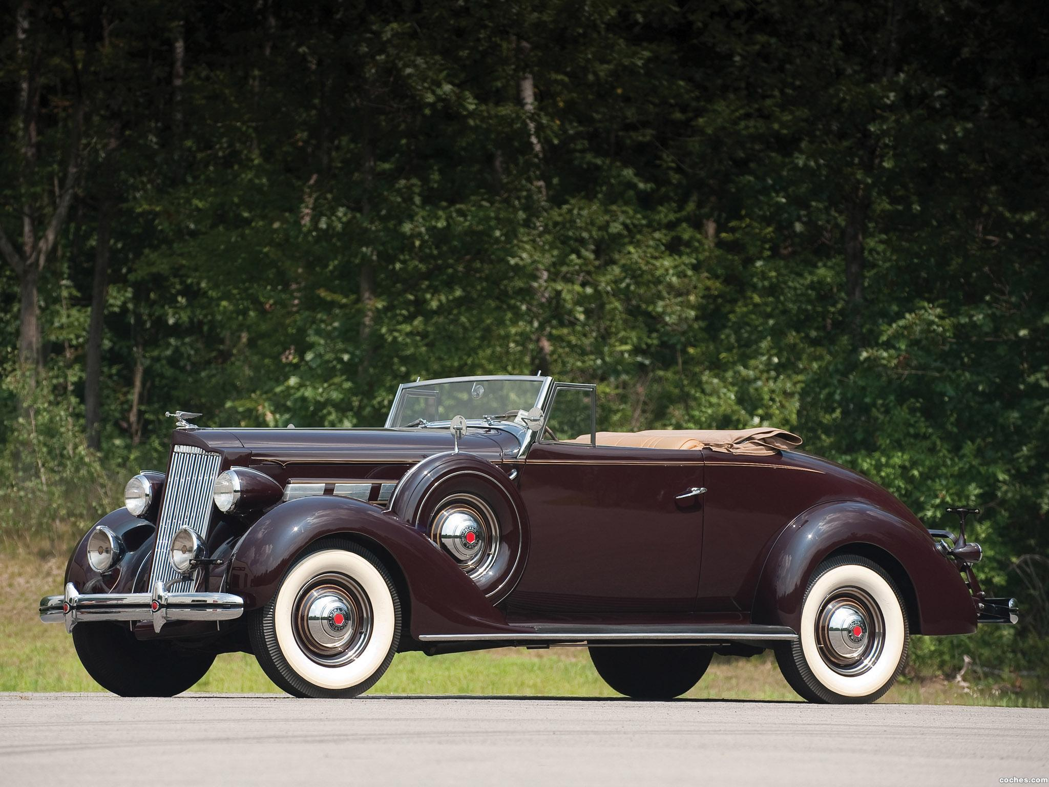 Foto 0 de Packard 120 Convertible Coupe 1937