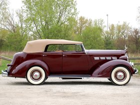 Ver foto 3 de Packard 120 Convertible Sedan 1937