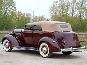 Ver foto 2 de Packard 120 Convertible Sedan 1937