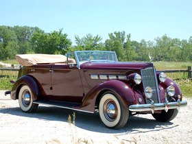 Ver foto 1 de Packard 120 Convertible Sedan 1937