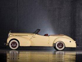 Ver foto 2 de Packard  Convertible Victoria by Darrin 1939