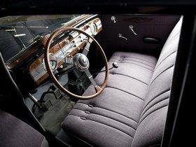 Ver foto 8 de Packard 120 Deluxe Touring Sedan 1937