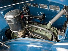 Ver foto 6 de Packard 120 Deluxe Touring Sedan 1937