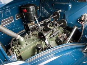 Ver foto 5 de Packard 120 Deluxe Touring Sedan 1937