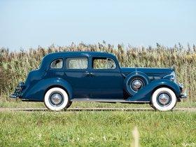 Ver foto 4 de Packard 120 Deluxe Touring Sedan 1937
