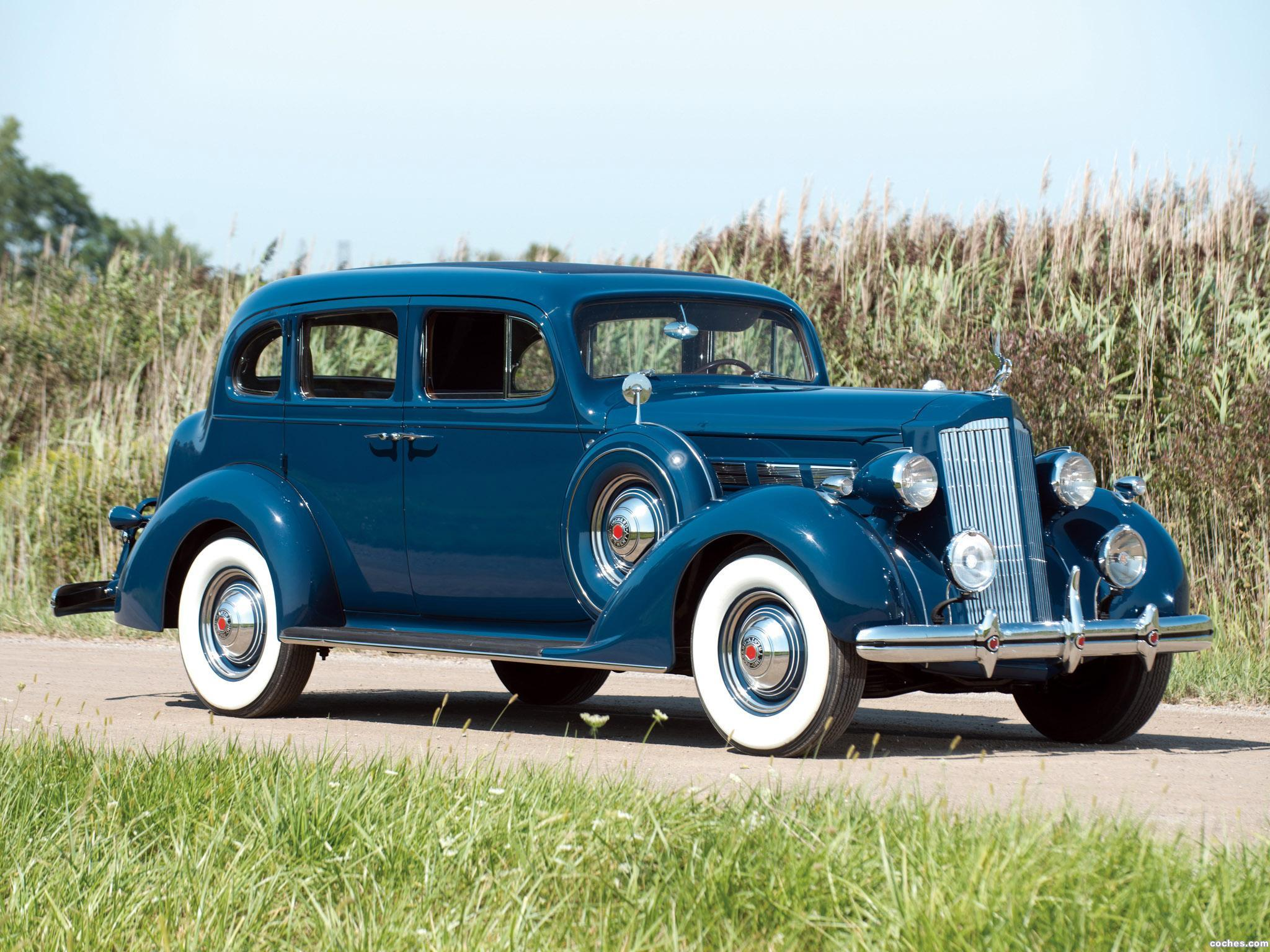 Foto 0 de Packard 120 Deluxe Touring Sedan 1937