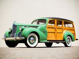 Ver foto 1 de Packard 120 Station Wagon by Hercules 1940