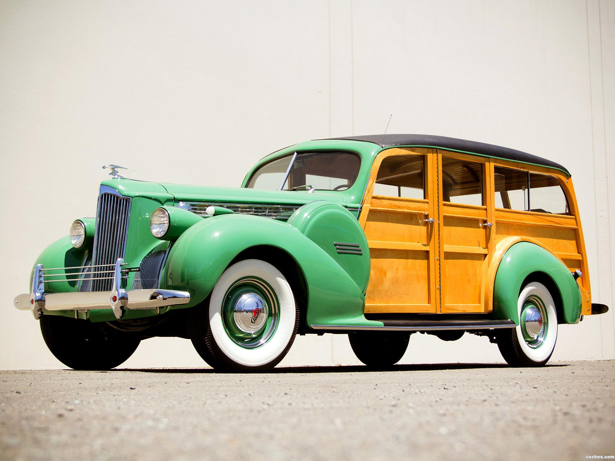 Foto 0 de Packard 120 Station Wagon by Hercules 1940
