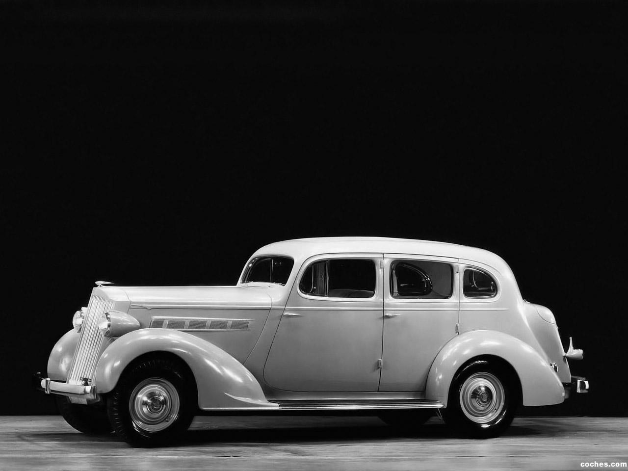 Foto 0 de Packard 120 Touring Sedan 1935