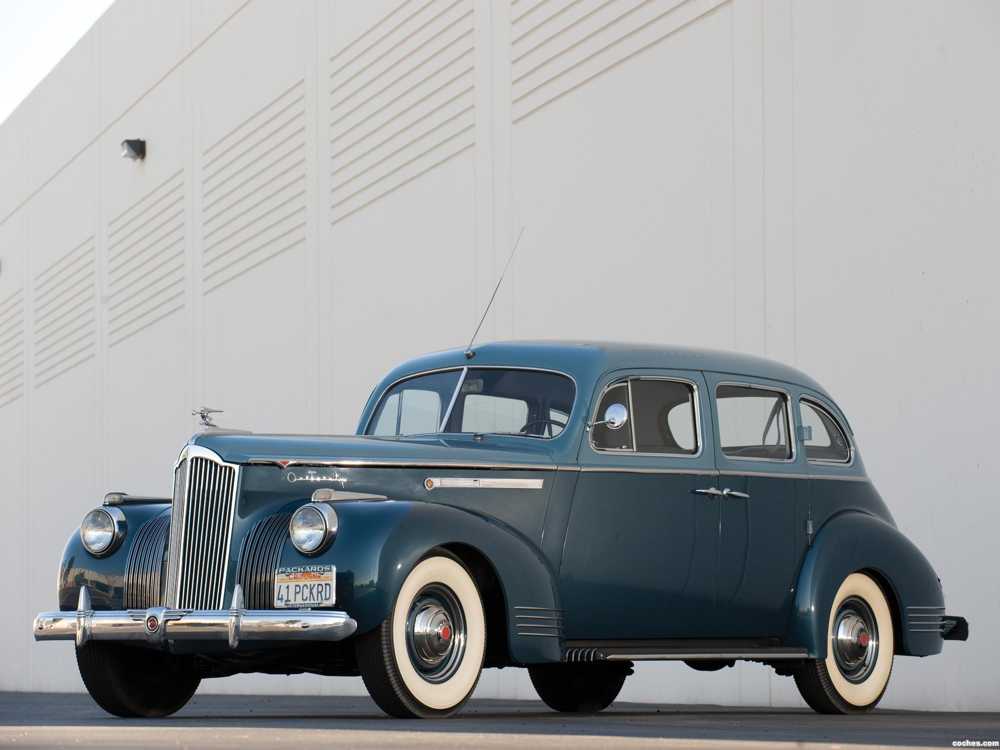 Foto 0 de Packard 120 Touring Sedan 1941