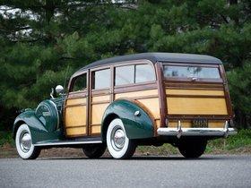 Ver foto 3 de Packard 160 Super Eight Station Wagon 1940