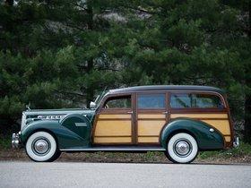 Ver foto 2 de Packard 160 Super Eight Station Wagon 1940