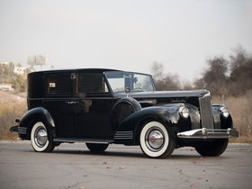 Ver foto 1 de Packard 160 Super Eight Town Car by Rollston 1941