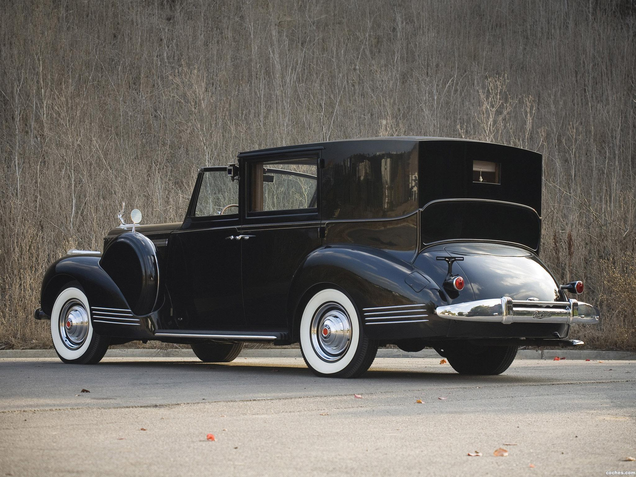 Foto 1 de Packard 160 Super Eight Town Car by Rollston 1941