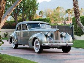Ver foto 1 de Packard 180 Super Eight Convertible Sedan by Darrin 1940