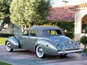 Ver foto 6 de Packard 180 Super Eight Convertible Sedan by Darrin 1940