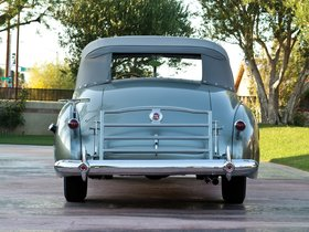 Ver foto 4 de Packard 180 Super Eight Convertible Sedan by Darrin 1940