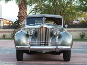 Ver foto 3 de Packard 180 Super Eight Convertible Sedan by Darrin 1940