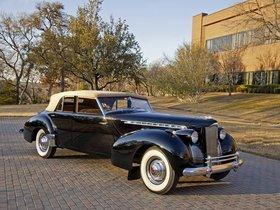 Ver foto 2 de Packard 180 Super Eight Convertible Sedan by Darrin 1940
