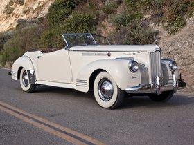 Ver foto 16 de Packard Super Eight Convertible Victoria by Darrin 1941