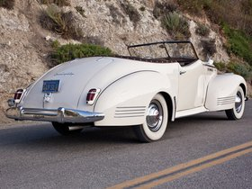 Ver foto 15 de Packard Super Eight Convertible Victoria by Darrin 1941
