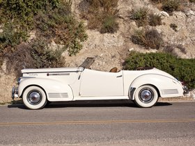 Ver foto 14 de Packard Super Eight Convertible Victoria by Darrin 1941