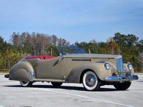 Ver foto 13 de Packard Super Eight Convertible Victoria by Darrin 1941