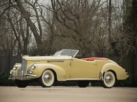 Ver foto 11 de Packard Super Eight Convertible Victoria by Darrin 1941