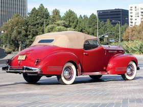 Ver foto 10 de Packard Super Eight Convertible Victoria by Darrin 1941