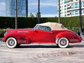 Ver foto 9 de Packard Super Eight Convertible Victoria by Darrin 1941