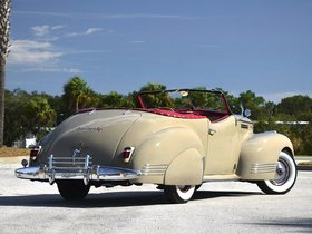 Ver foto 7 de Packard Super Eight Convertible Victoria by Darrin 1941