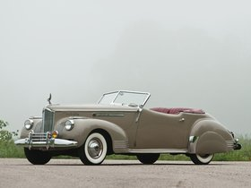Ver foto 5 de Packard Super Eight Convertible Victoria by Darrin 1941