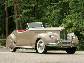 Ver foto 4 de Packard Super Eight Convertible Victoria by Darrin 1941