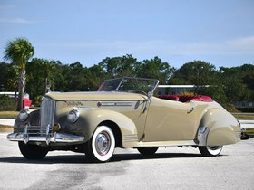 Ver foto 1 de Packard Super Eight Convertible Victoria by Darrin 1941