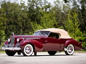 Ver foto 20 de Packard Super Eight Convertible Victoria by Darrin 1941