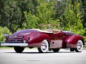 Ver foto 19 de Packard Super Eight Convertible Victoria by Darrin 1941