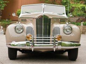 Ver foto 18 de Packard Super Eight Convertible Victoria by Darrin 1941