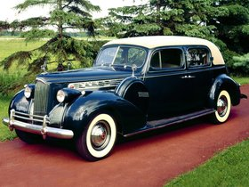 Ver foto 1 de Packard 180 Super Eight Custom Club Sedan 1940