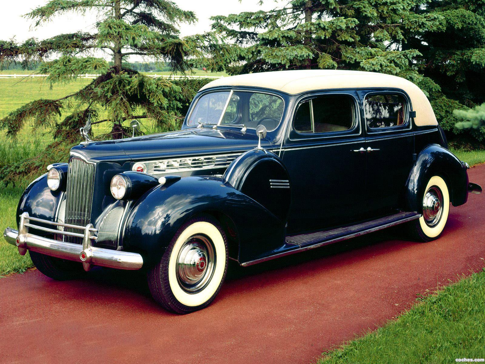 Foto 0 de Packard 180 Super Eight Custom Club Sedan 1940