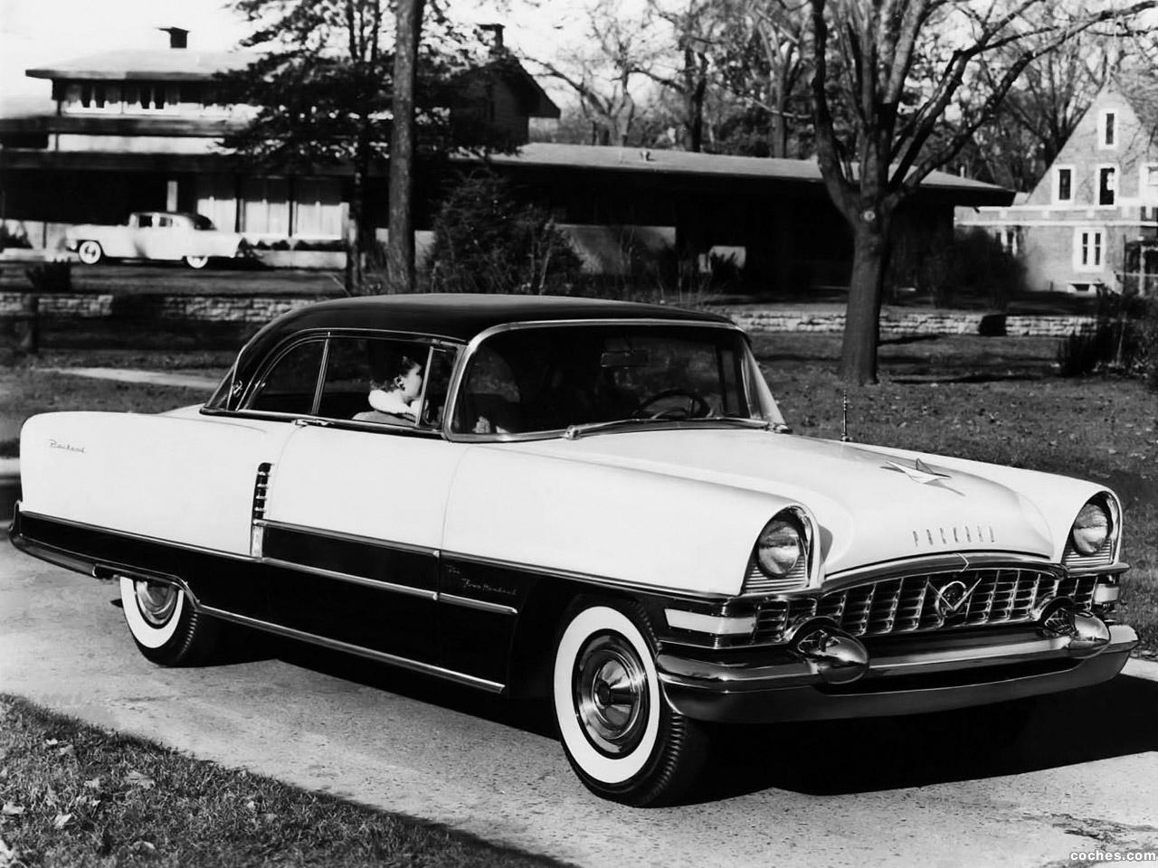 Foto 0 de Packard 400 Hardtop Coupe 1955