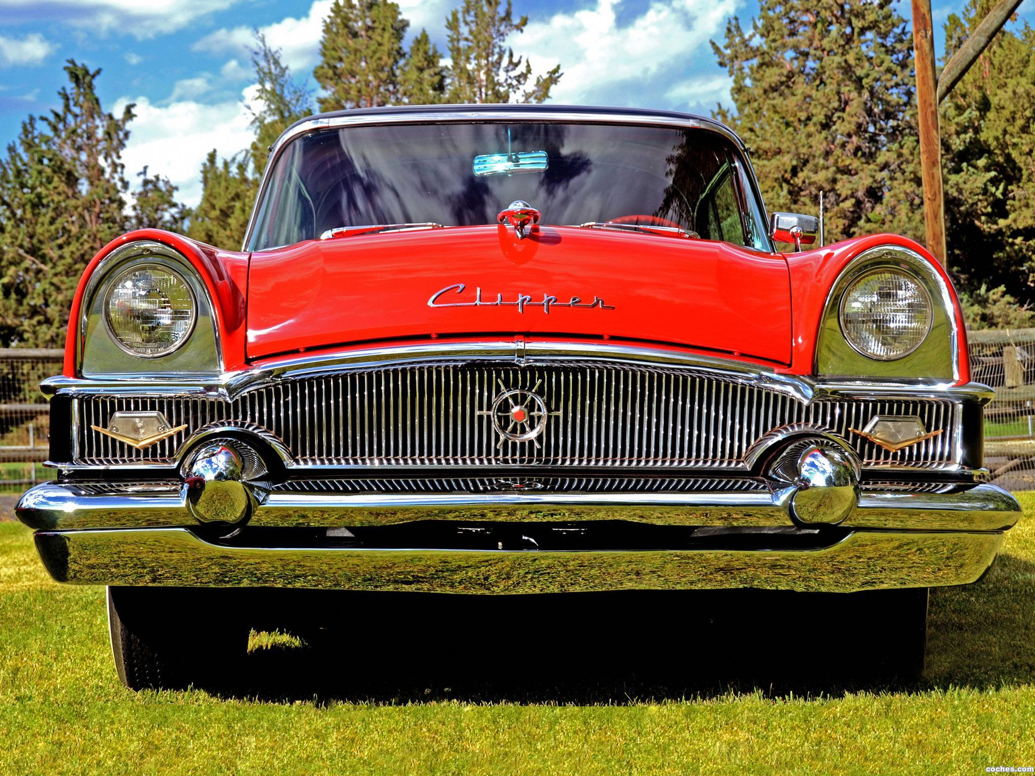 Foto 0 de Packard Clipper Custom Constellation Hardtop Sport Coupe 1955