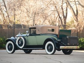 Ver foto 2 de Packard Custom Eight Convertible Coupe 1929