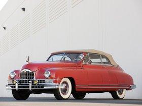 Ver foto 1 de Packard Custom Eight Convertible Coupe 1948