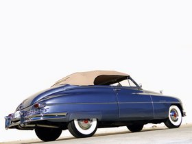 Ver foto 2 de Packard Custom Eight Convertible Coupe 1950