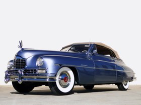 Fotos de Packard Custom Eight Convertible Coupe 1950