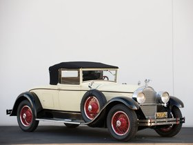 Ver foto 2 de Packard Custom Eight Convertible Coupe by Dietrich 1928